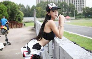"""台湾美女车手的赛车""""童梦"""""""
