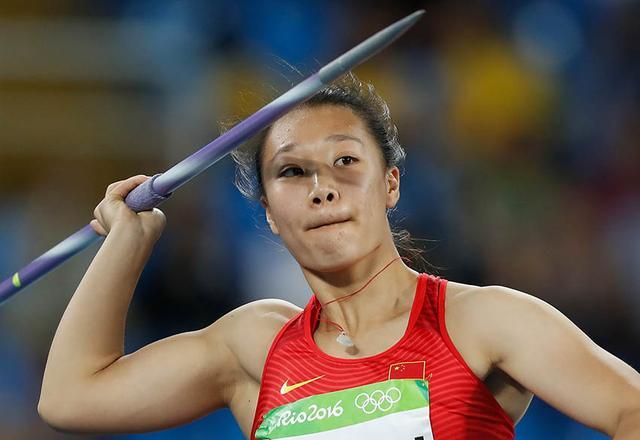标枪女将刘诗颖刷新亚洲纪录 世锦赛夺牌可期