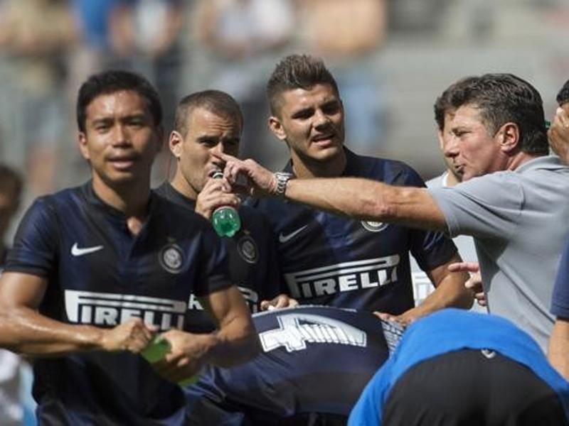 热身赛:新援伊卡尔迪破门 国米1-1汉堡截图