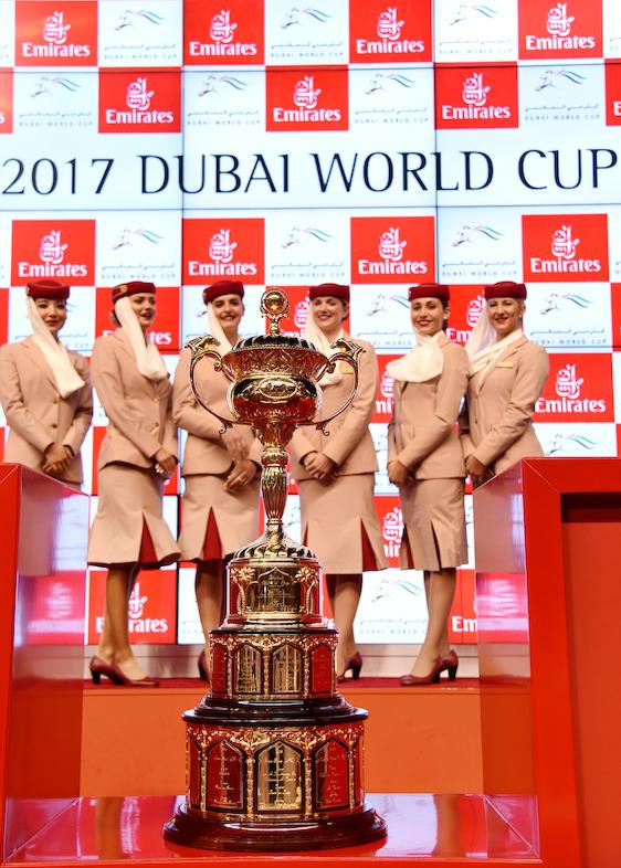 阿联酋航空为全球最贵赛马盛事注入中国风