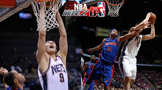 NBA巅峰战之篮网 阿联31分演生涯最光辉时刻