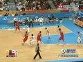 视频:张兆旭扣篮成功 中国队比分扳成21-22
