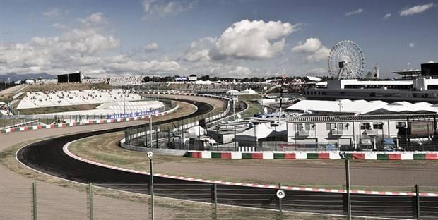 F1日本站:正赛周日13点 三强之争日趋白热化