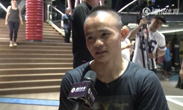 专访熊朝忠:舍不得拳台 能再拿金腰带就圆满了