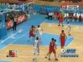 视频:男篮半决赛 朱芳雨突破迎来关键时刻