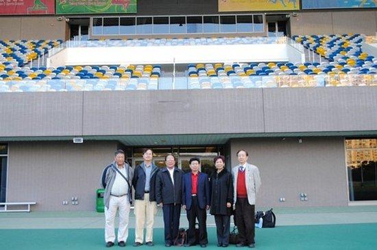 首届华运会主会场落户香港将军澳运动场(图)