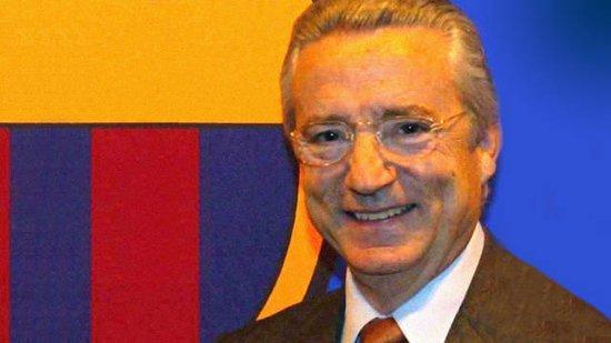 巴塞罗那足球俱乐部主席之雷纳相关历史资料