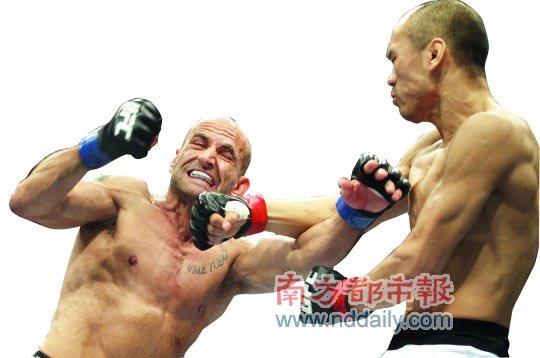 UFC终极格斗赛无限接近中国 11月或落户澳门