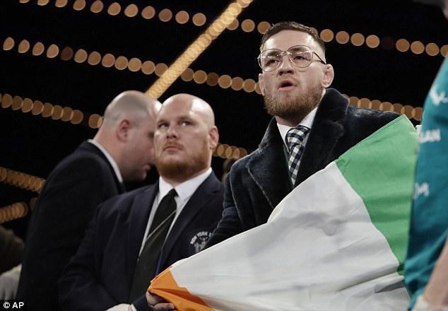 麦格雷戈提出9月打梅威瑟 UFC老板称6月难成行