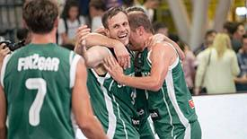 FIBA3X3世界杯-斯洛文尼亚召集冠军成员出战