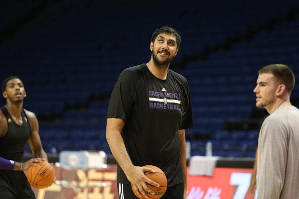 创历史!曝国王将签印度姚明 成印度NBA第一人截图