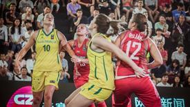 澳大利亚女篮公布3X3世界杯阵容 皆职业球员
