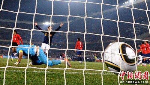 西班牙世界杯夺冠路:华丽足球用七战为己正名