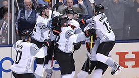NHL上赛季十佳加时金球(下):麦金农耍国王