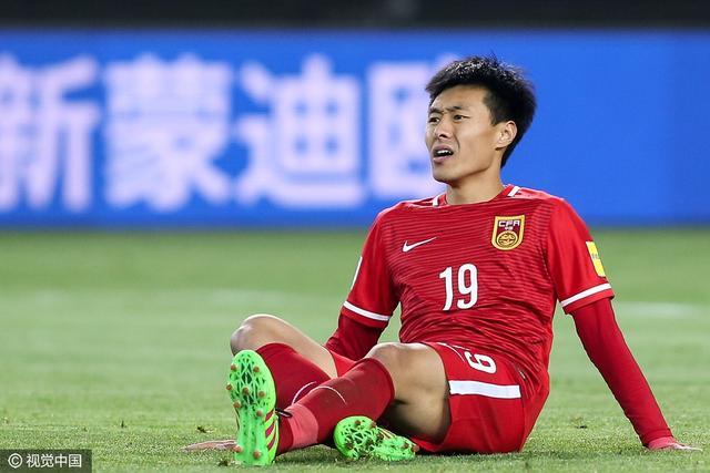 姜宁:国足外教对我不感冒 未来还有更高目标