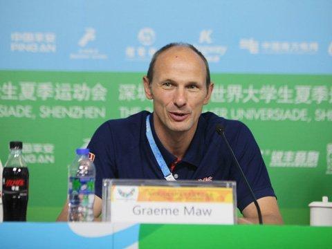 英国代表团长:大运场馆利用理念和奥运一致