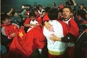 中国足球44年圆一梦 2002世界杯曾有美好回忆