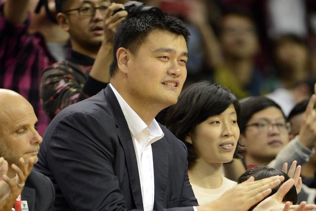 姚明:和奥胖对位很紧张 不后悔参加北京奥运