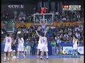 视频:女篮小组赛 中国队妙传造犯规两罚全中
