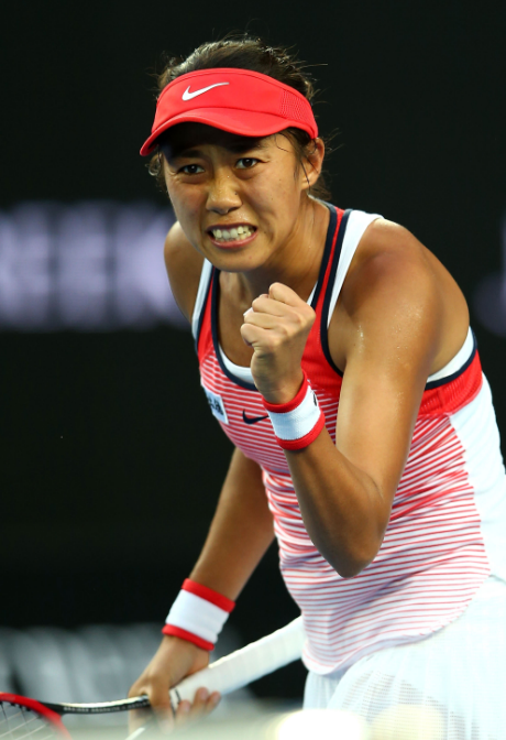 张帅首次晋级澳网32强:14连败不励志很难熬
