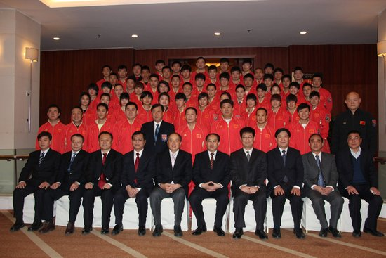 中国散打国家队成立 张开印巴特领衔51人名单