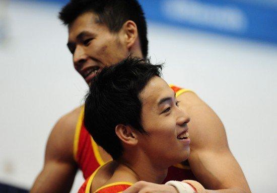 张成龙:输给邹凯心服口服 希望明年发挥更好