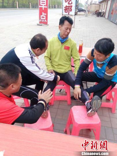 铁人!承德跑者29小时完成260公里极限马拉松