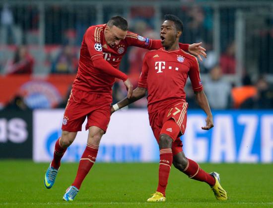 德国足球复仇意大利 阿拉巴创纪录大将伤6周