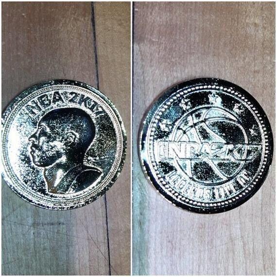 致敬!2K公司推出科比纪念币:传奇依然存在