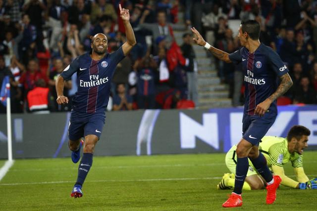 法甲-巴黎3-0梅斯取两连胜 小卢卡斯打破僵局