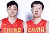 中国男篮名单公布