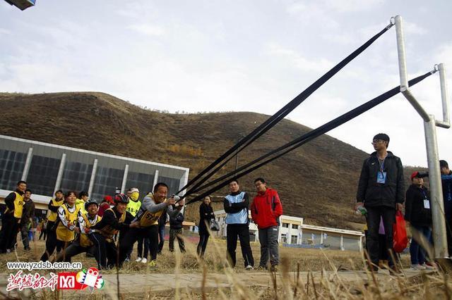 京津冀户外运动挑战赛助力2022年冬奥注意乒乓球申办应发球图片