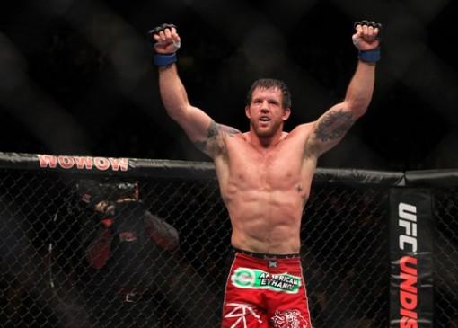 2012上半年UFC最佳逆境取胜 巴德尔挫败狼人
