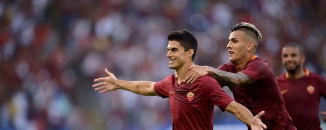意甲综述-罗马取开门红 那不勒斯2球落后扳平