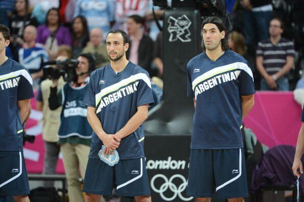 阿根廷黄金一代两大支柱