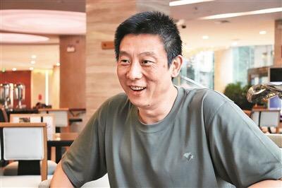 八一女排领队张迪:要成为真正代表深圳的球队