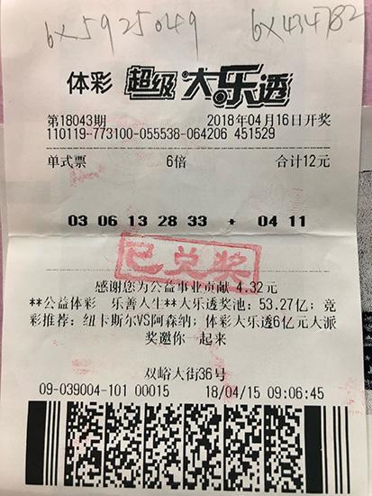 北京退休夫妇领走9921万大奖:买彩票已成习惯