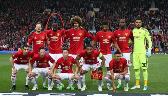 曼联欧联杯决赛首发曝光  这11人将战阿贾克斯