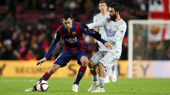 Turan Friday formally signed the Camp Nou debut