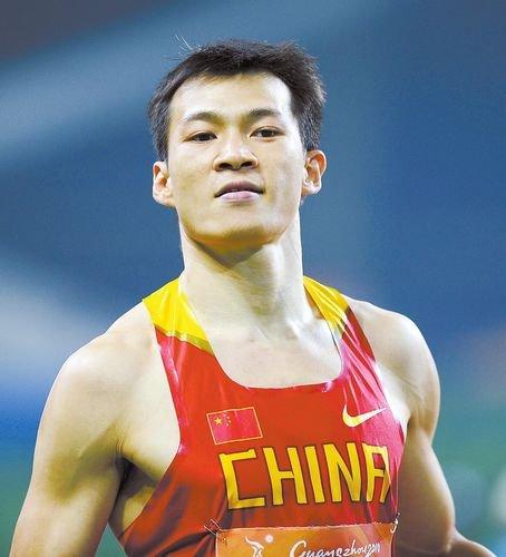 2011上海田径黄金大奖赛选手--劳义