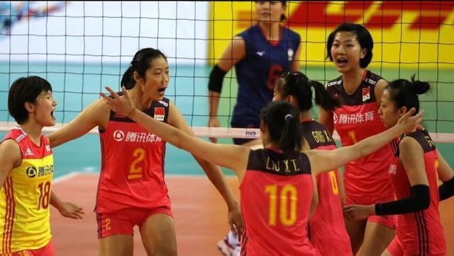 中哈韩泰获世锦赛门票 朱婷:很开心球队出线