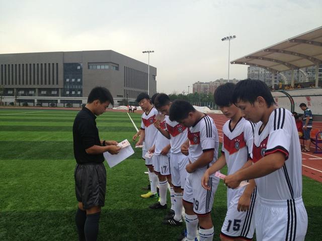 2014江苏省长杯青少年总决赛高中组正式开赛