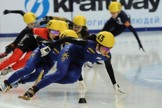 短道最佳新人无缘决赛 韩垄断长距离项目金牌