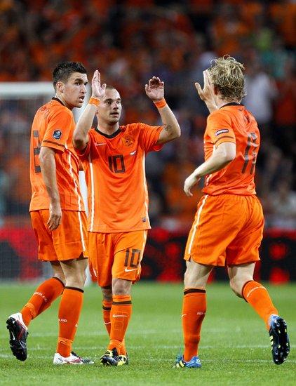 荷兰创106年新纪录 剑指2012挑战西班牙王权