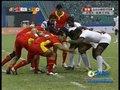 视频:7人制橄榄球 中国对斯里兰卡双方争球