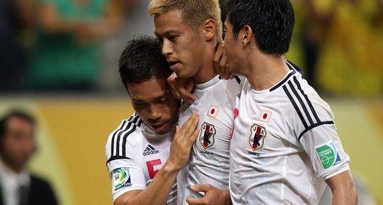 AC米兰签日本国脚达协议 联合会杯攻破意国门
