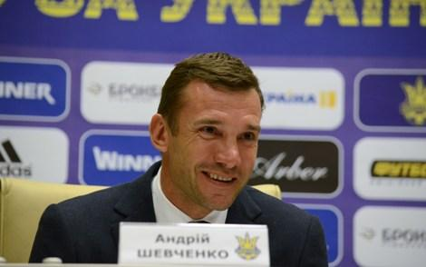 Andriy shevchenko was Ukraine, an assistant professor This summer's euro nuclear warheads