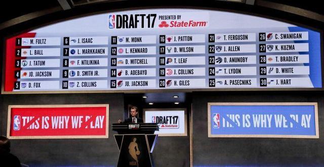 NBA正式通过两项新规 新乐透抽签规则打击摆烂