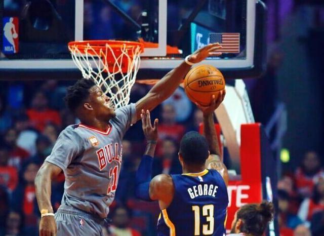 巴特勒封盖泡椒绝杀惹争议 NBA官方定性:好帽