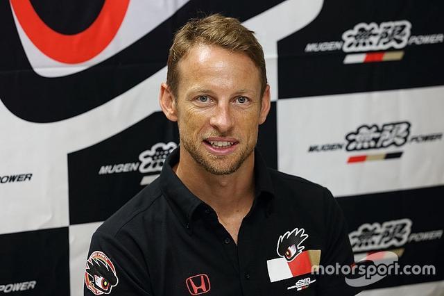 前F1世界冠军巴顿确认2018年征战日本超级GT